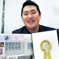 Thumbnail for post: Korean philatelist wins London prize