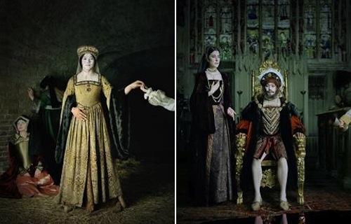 Bae Chan-hyo: Anne Boleyn and Henry VIII (2012)