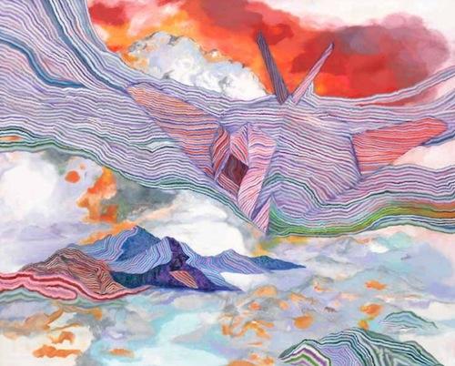 Kim Younghun: Electric Cloud p-1104 (2011)