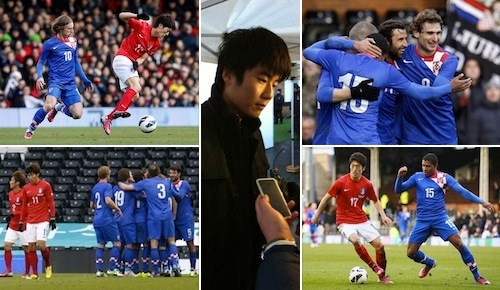 Featured image for post: Aashish Gadhvi assesses Korea's poor performance against Croatia with the help of Ki Sung-yueng