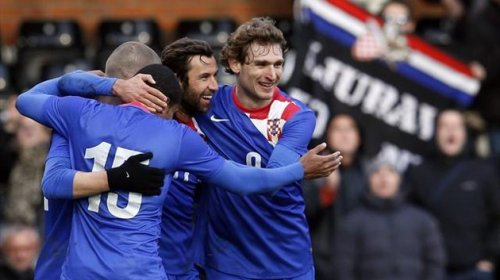 Korea v Croatia