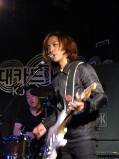 Galaxy Express on stage