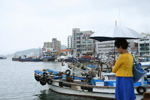 Tongyeong harbour