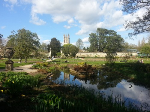 Oxford Botanical Gardens