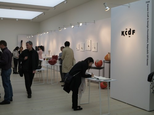 Featured image for post: The sticky craft of lacquerware: Korean crafts at Collect 2013