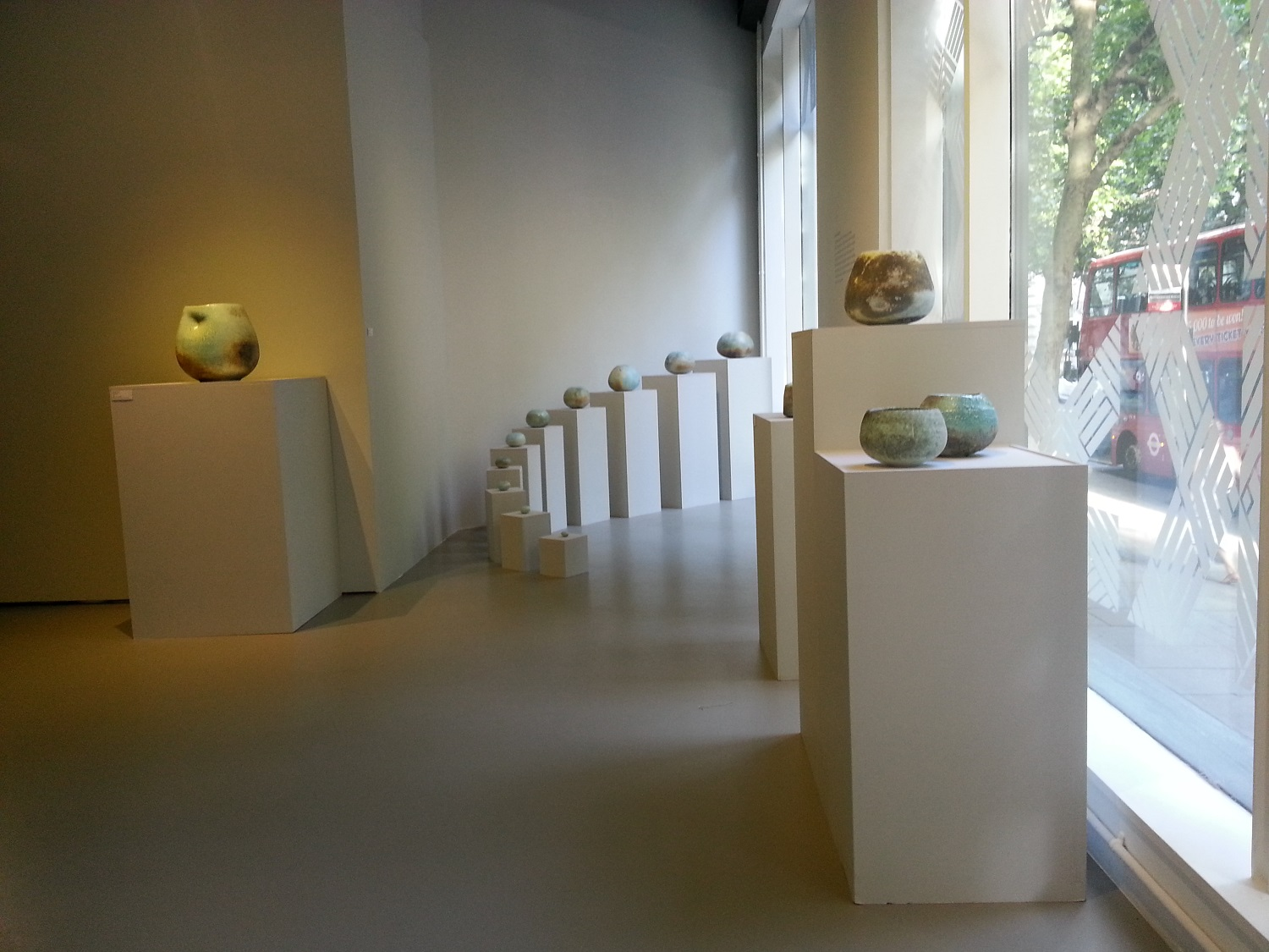 Moon Jar Exhibition Celebrates The Beauty Of Imperfection
