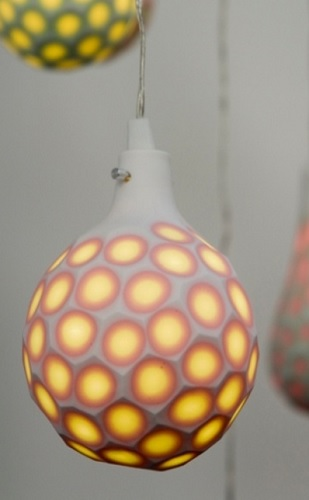 Ceramic lighting from Lighting Studio Mee