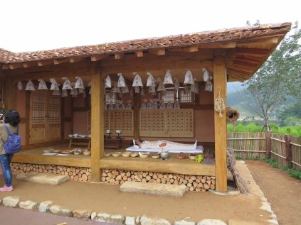 A Joseon dynasty doctor's consulting rooms