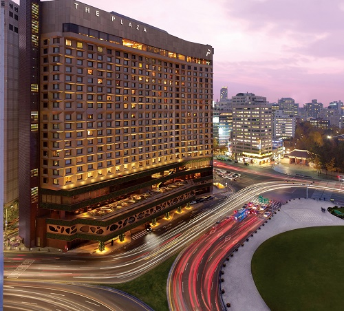 The Seoul Plaza hotel