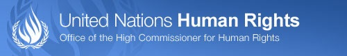 UN Human Rights Commission header