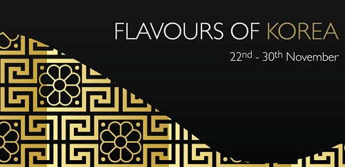 Flavours of Korea banner