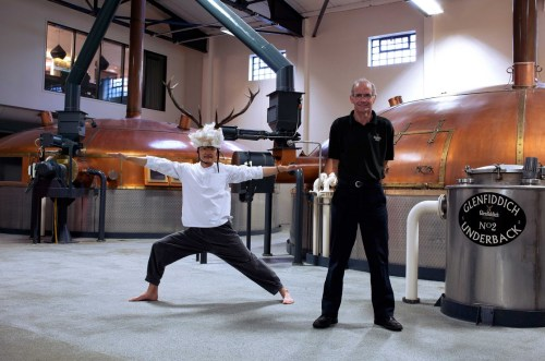 Jungho Oak: Surya-Namaskar In the Distillery (2013)