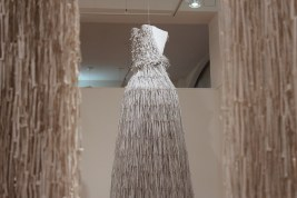 The Wedding Dress with (in foreground) Redemption