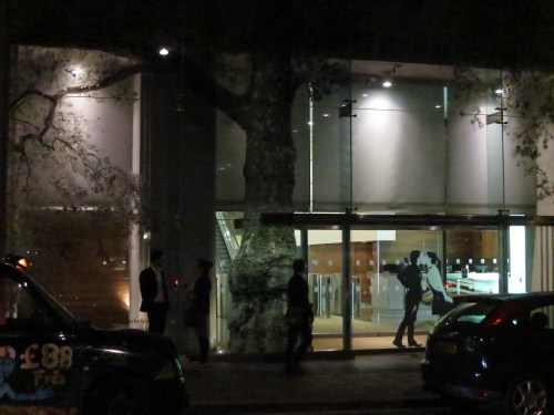 Shan Hur: Tree #05: Berkeley's Tree