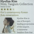 Thumbnail image for Hyelim Kim reviewed in Songlines magazine