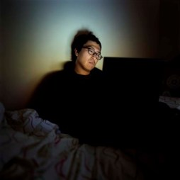 Daewoong Kim: A melancholic wearing for home