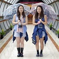 Thumbnail for post: Twinsters featured in Metro