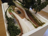 Hwang Jihae: A letter posted a million years ago. Garden design using 3D printer