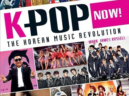 Featured image for post: Book review: Mark James Russell — K-POP Now!