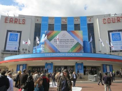 LBF - Earls Court exhibition centre