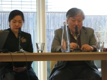 LBF - Yi Mun-yol with Grace Koh