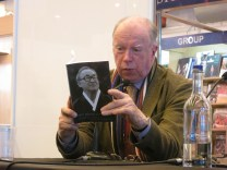 LBF - Brother Anthony reads from his translation of Ko Un's First Person Sorrowful