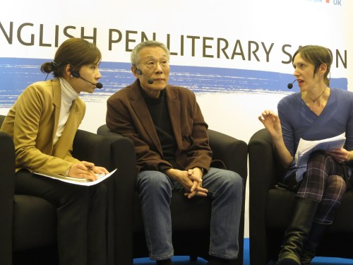 Hwang Sok-yong in conversation with Jo Glanville
