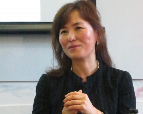 Featured image for post: Gong Ji-young on tuna sandwiches, Jane Eyre and manual labour