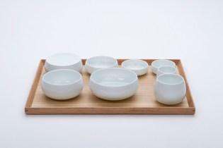 Korean Dining Tableware Set2. Jae Jun Lee