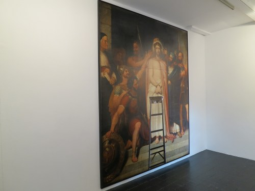 Soonhak Kwon: Ecce Homo, 2014