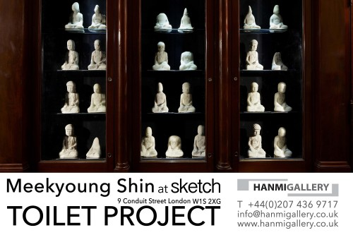 Post image for Shin Meekyoung's Toilet Project comes to sketch London
