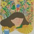 Thumbnail image for Kim Ji-eun's current exhibition at Mokspace is utterly charming