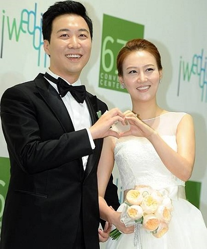 Jang Yoon-jung and Do Kyung wan
