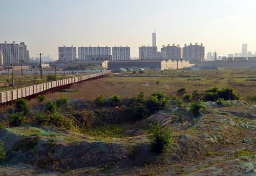 Yongsan building site