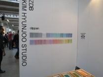 The stall of Kim Hyunjoo Studio + MZDB