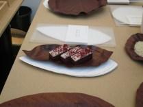 Hanji platters from Kim Hyunjoo Studio + MZDB