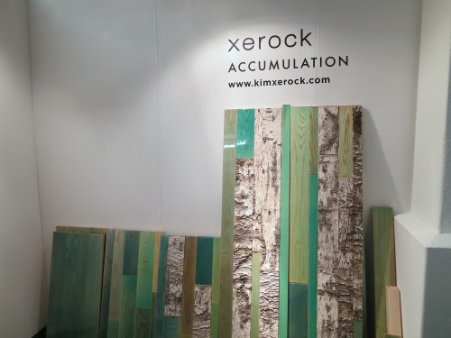 The stall of Xerock Studio