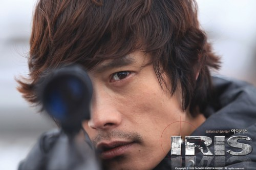 Lee Byung-hun in IRIS