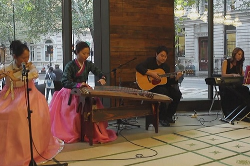 Featured image for post: Korea Chronicles – programme and video of the opening performance