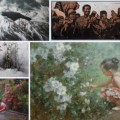 Thumbnail for post: DPR Korea Fine Art Exhibition, at the DPRK embassy