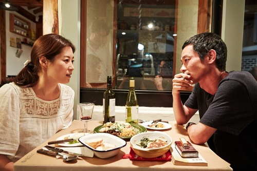 Hill of Freedom: Wine, not Soju