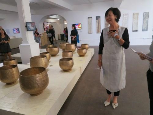 Curator Sohn Hye-won