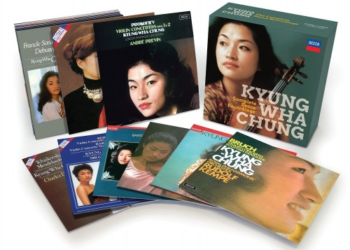 Featured image for post: Kyung Wha Chung returns with UK recitals and 20-disk retrospective