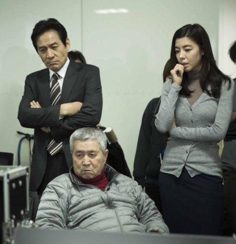 Ahn Sung-ki, Kim Gyu-ri and Im Kwon-taek