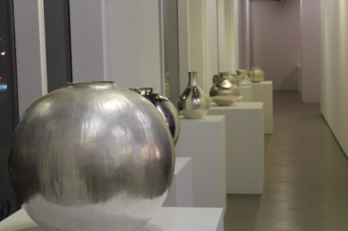 William H Lee's silver recreations of Joseon ceramics