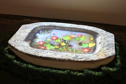 Changkyum Kim, Water Shadow Four Seasons 2, 2013-2014