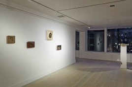 Hur Shan: installation view of the top floor of his solo show