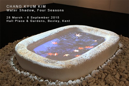 Kim Chang-kyun Water Sahdow, Four Seasons