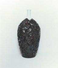 Jeon Seong-keun: Jar (porcelain, ottchil, 52 x 28 x 28 cm)