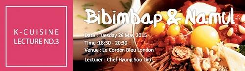 bibimbap poster